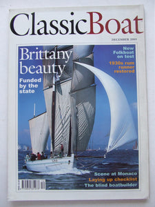 Classic Boat no. 186. December 2003