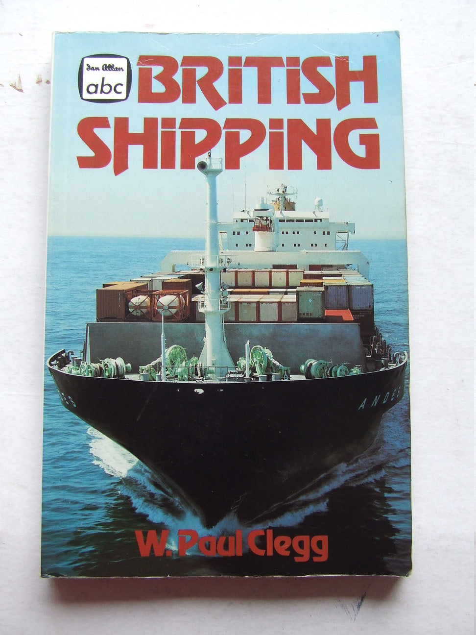 British Shipping [Ian Allan ABC Book]