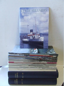 'Clyde Steamers', magazine of the Clyde River Steamer Club