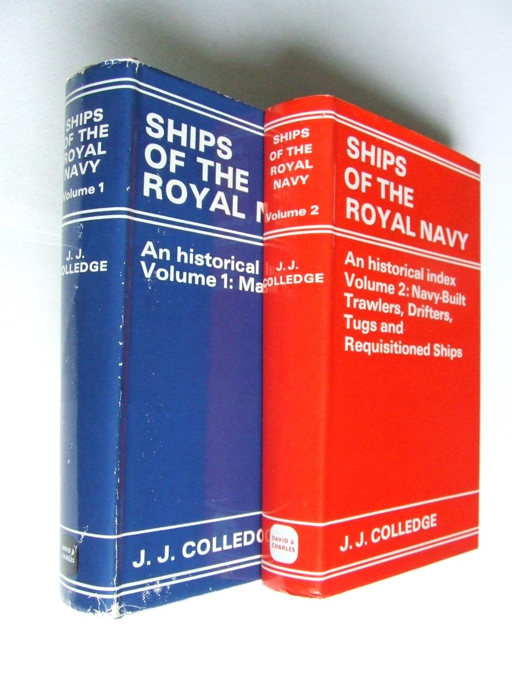Ships of the Royal Navy, an historical index