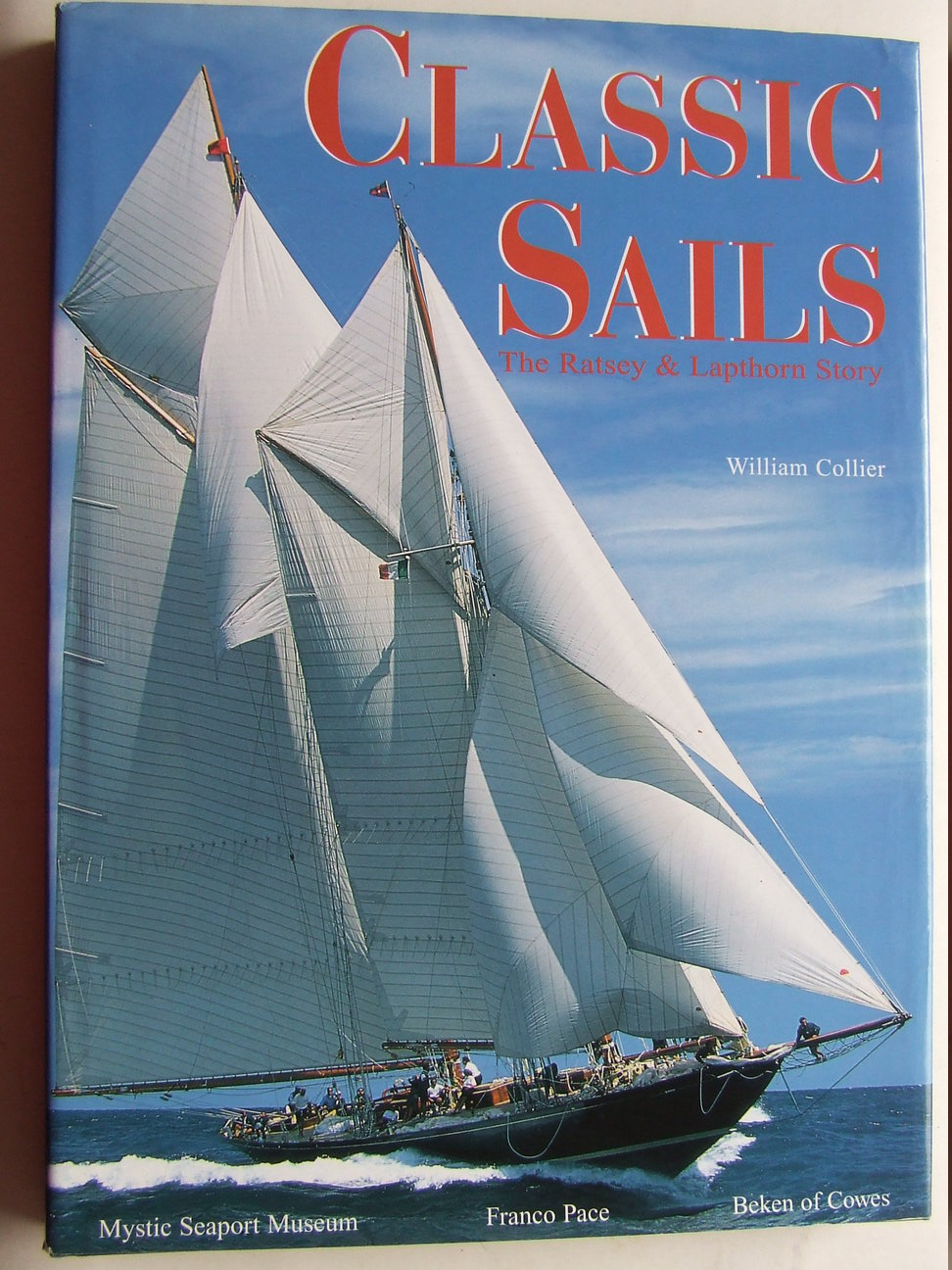 Classic Sails, the Ratsey & Lapthorn story