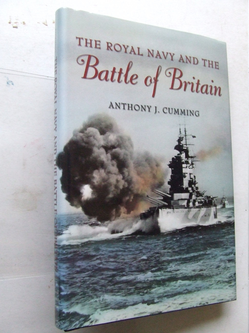 The Royal Navy and the Battle of Britain