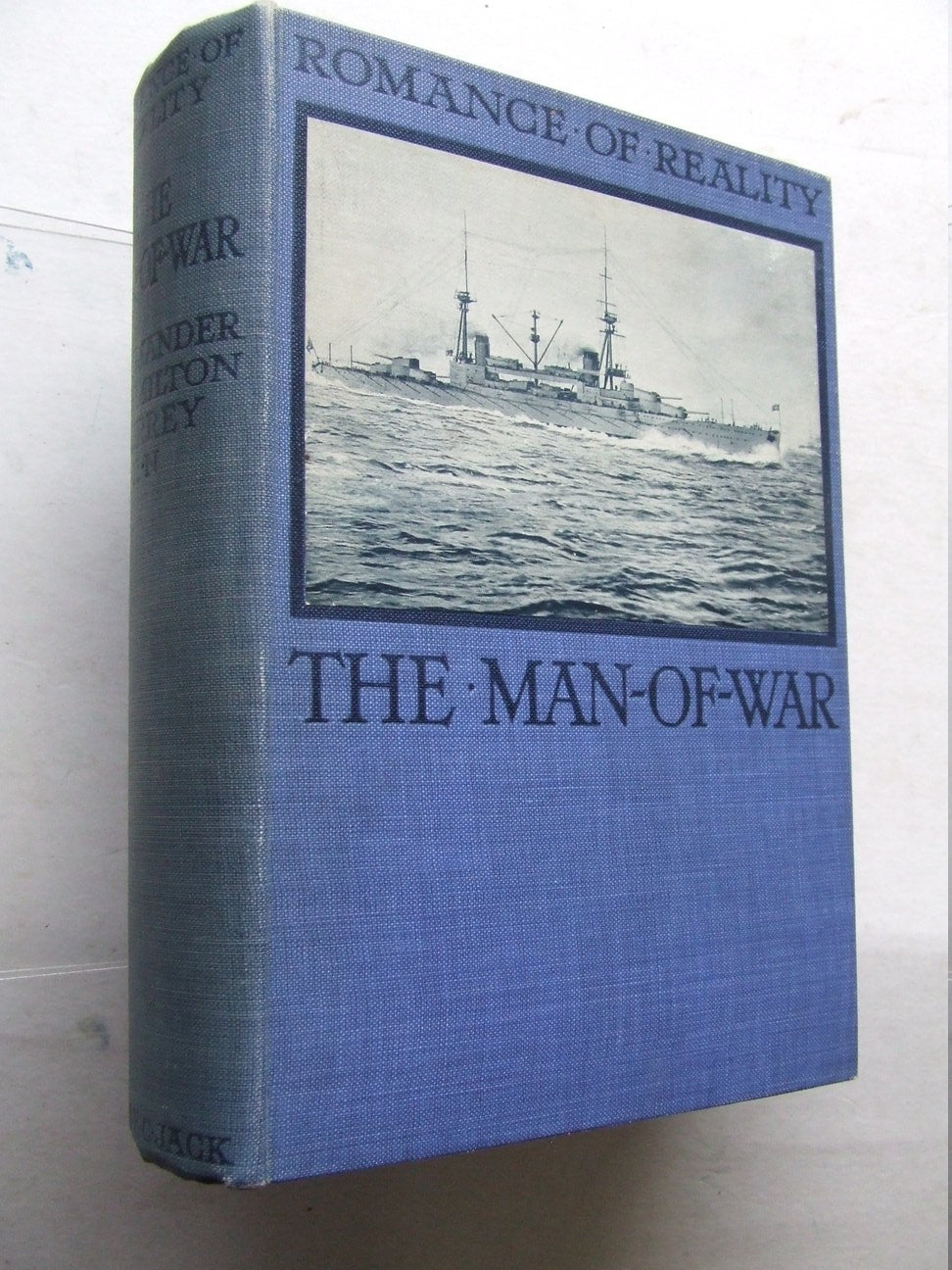 The Man-of-War, what she has done, and what she is doing