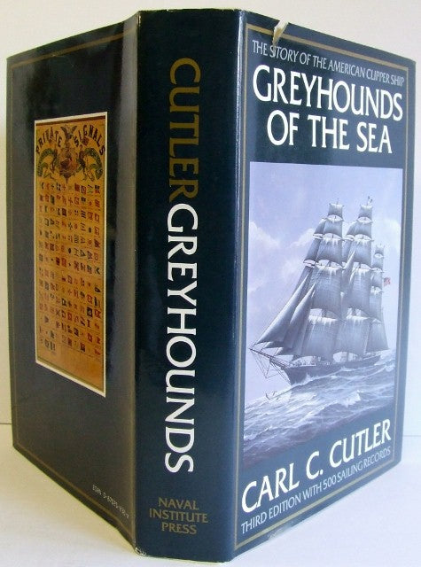 Greyhounds of the Sea, The Story of the American Clipper Ship