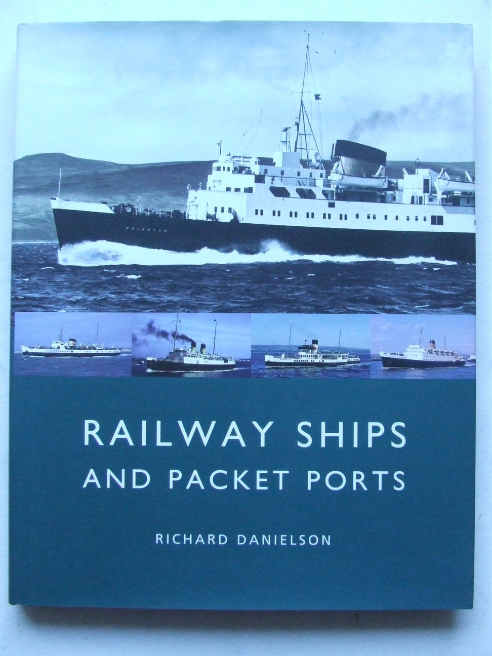 Railway Ships and Packet Ports