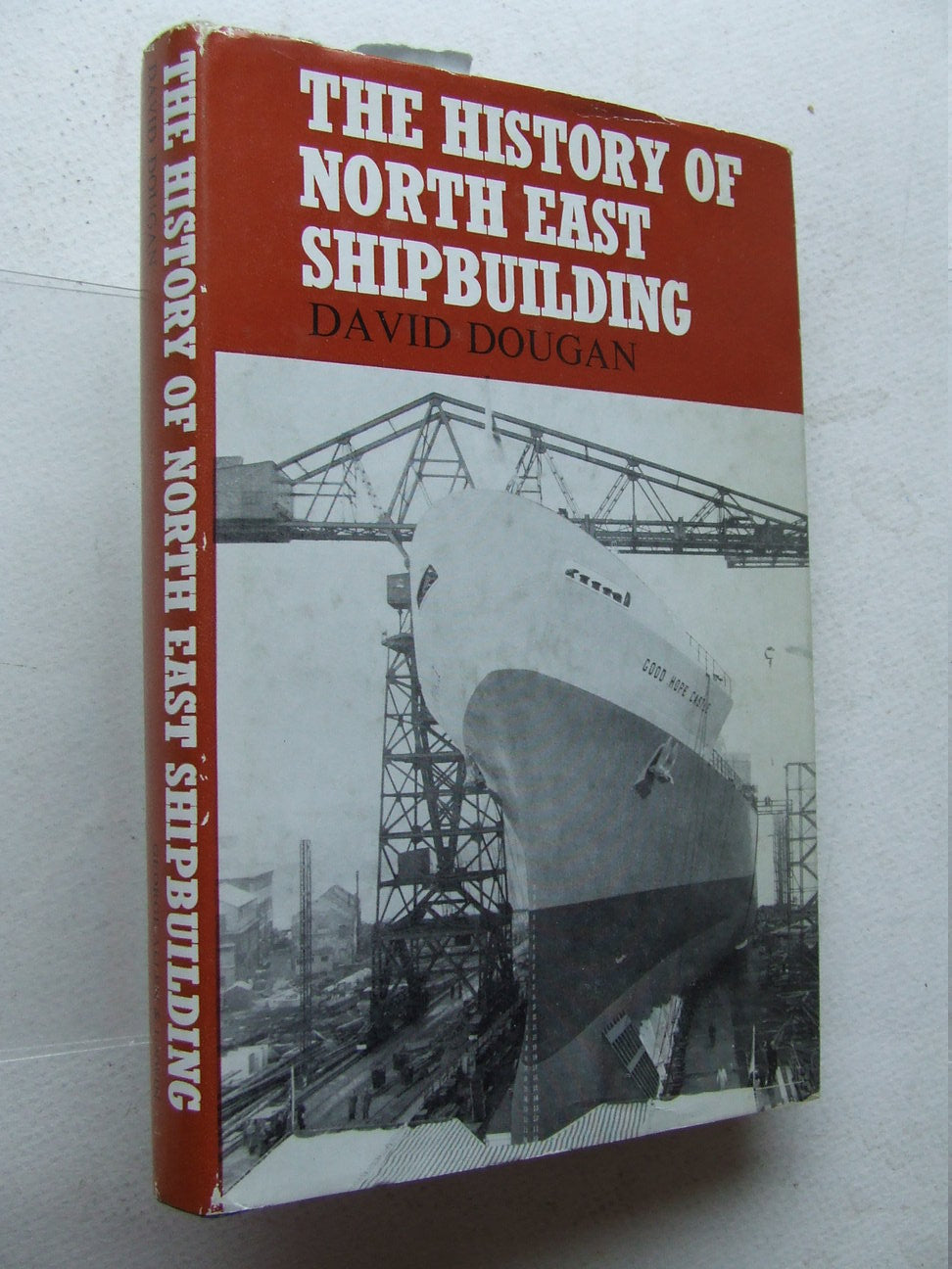 The History of North East Shipbuilding