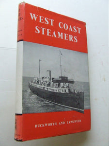West Coast Steamers. 2nd edition