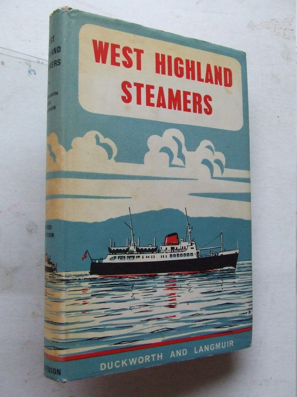 West Highland Steamers. 3rd edition