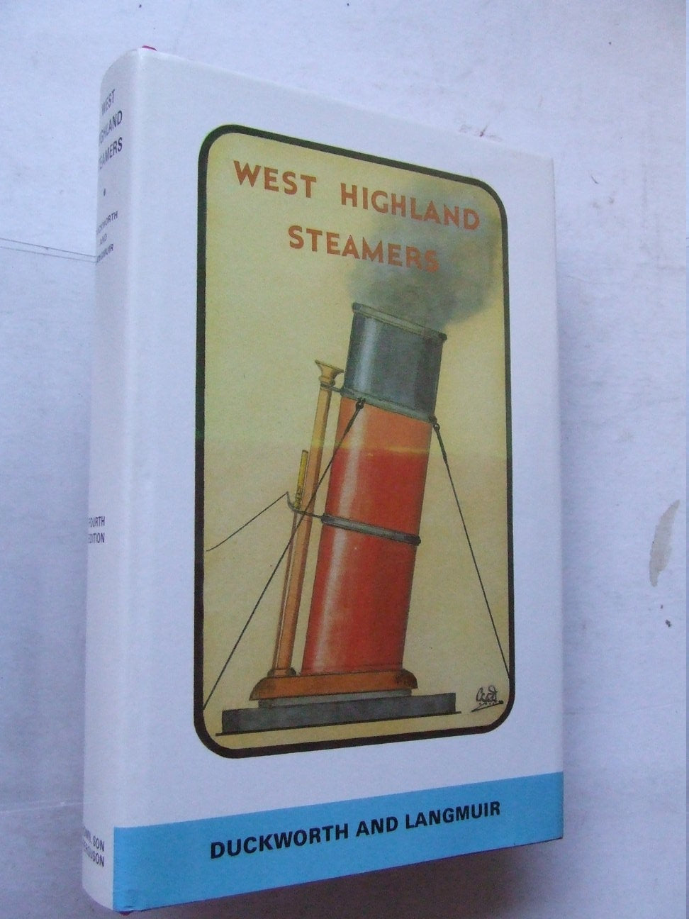 West Highland Steamers -  4th edition