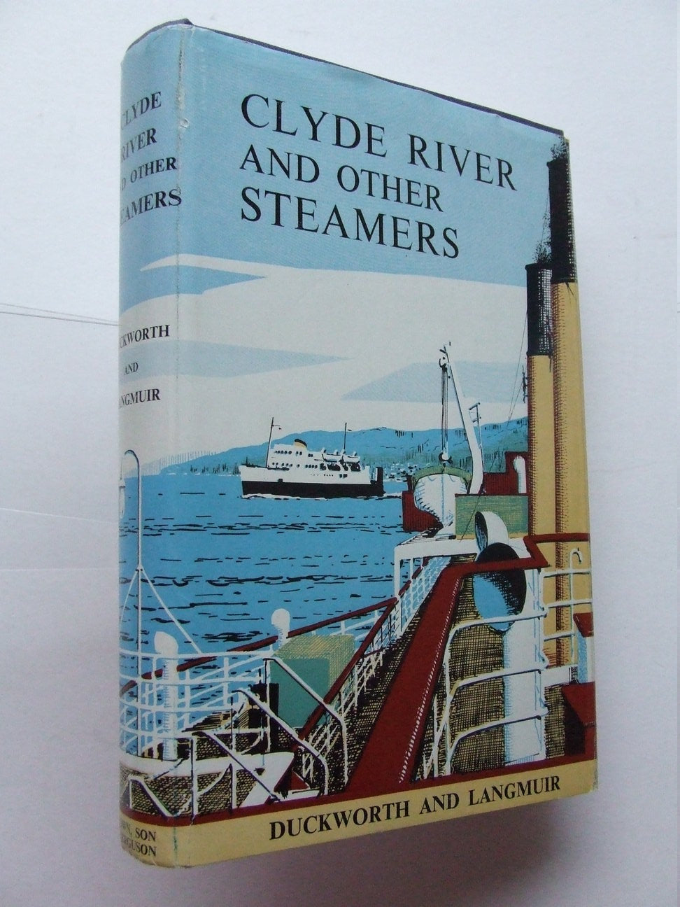 Clyde River and Other Steamers. 3rd edition