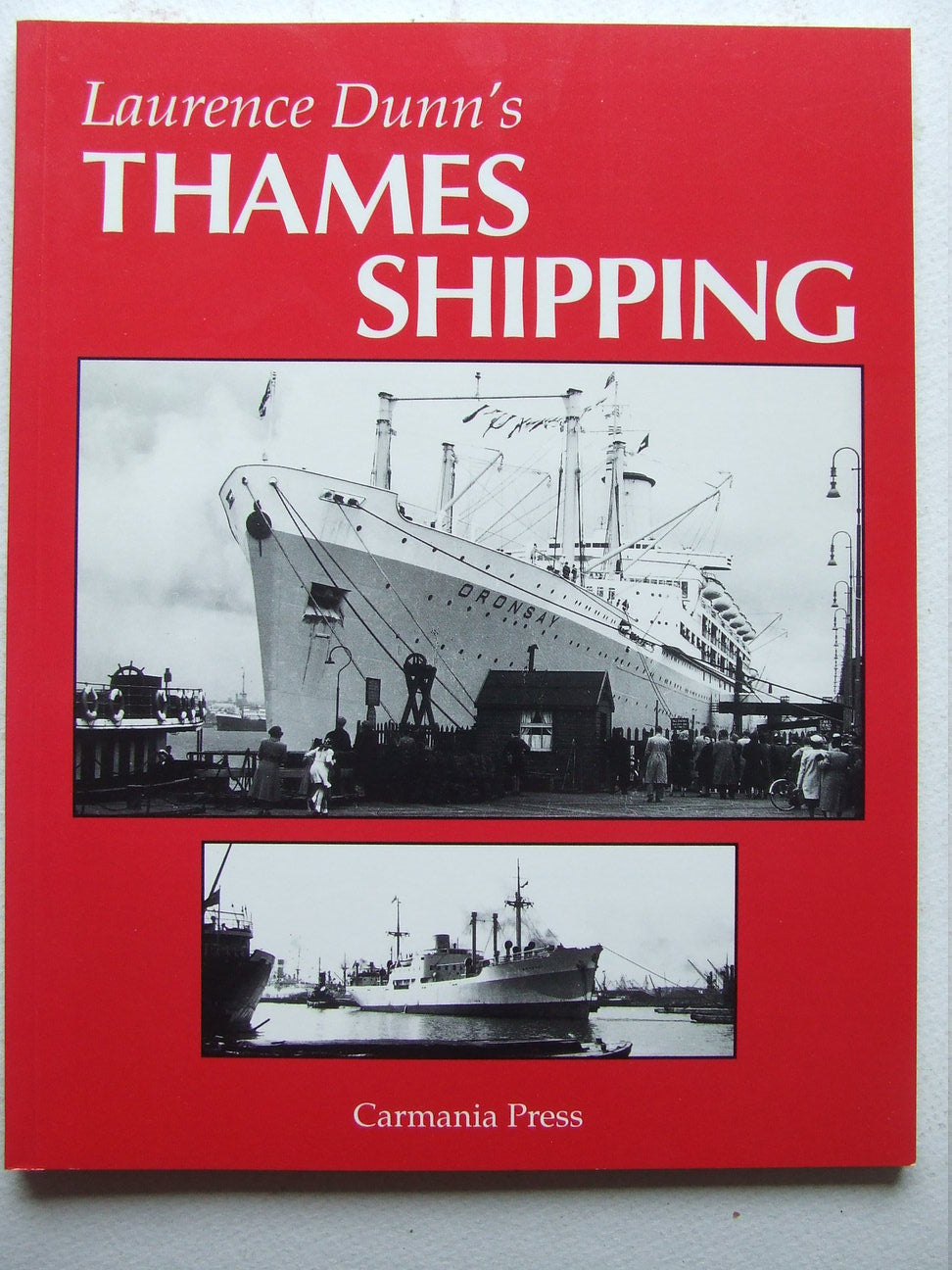 Laurence Dunn's Thames Shipping