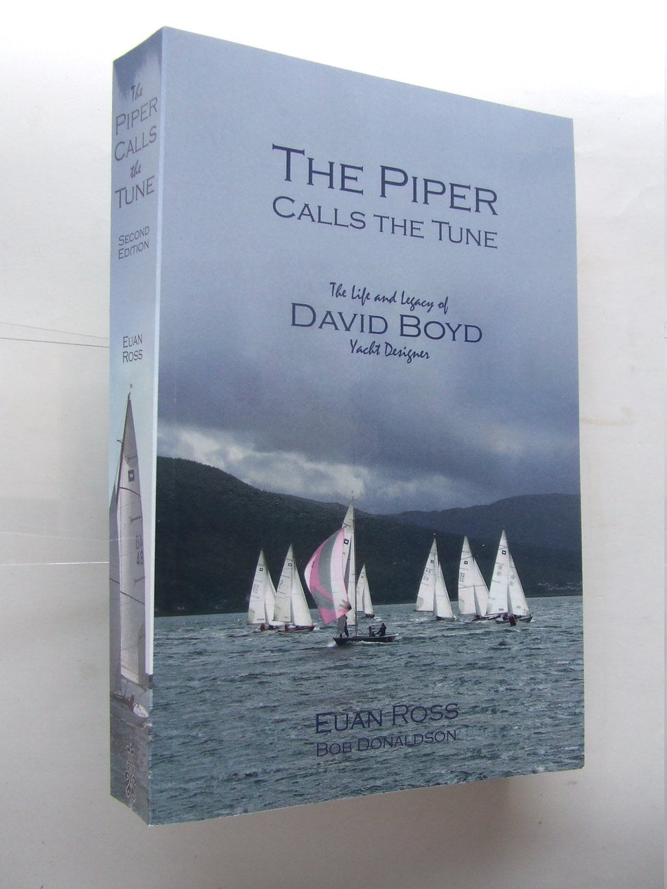 The Piper Calls the Tune, the life and legacy of David Boyd, yacht designer