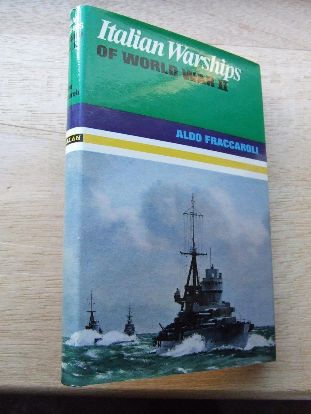 Italian Warships of World War II