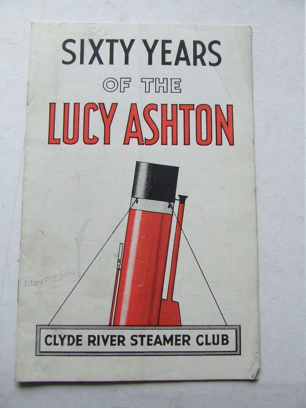 Sixty Years of the Lucy Ashton