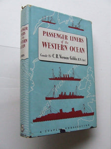 Passenger Liners of the Western Ocean