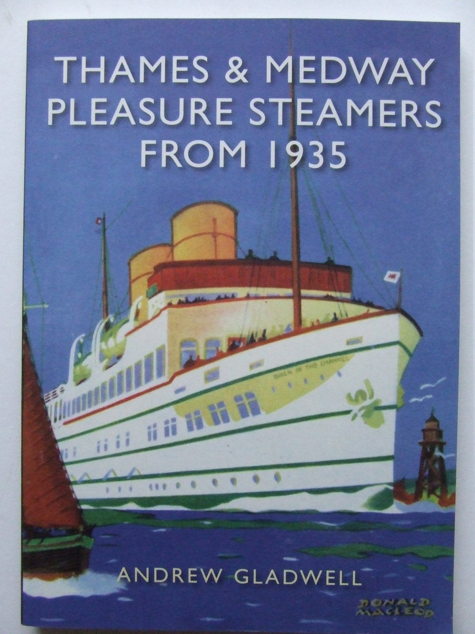 Thames & Medway Pleasure Steamers from 1935