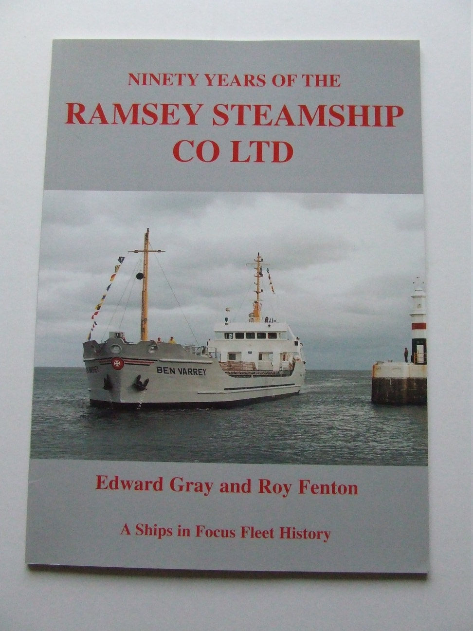 Ninety Years of the Ramsey Steamship Co. Ltd.
