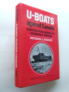 U-Boats against Canada,  German submarines in Canadian waters
