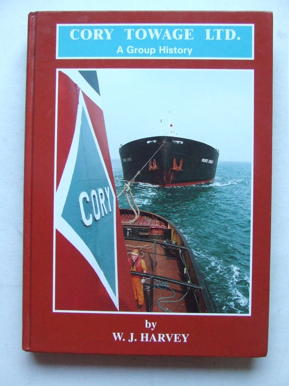 Cory Towage Ltd, a group history