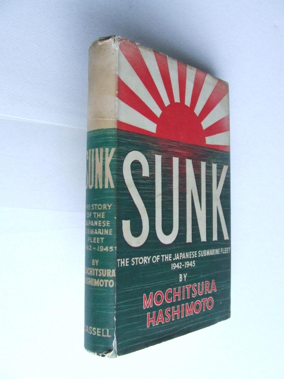 Sunk, the story of the Japanese submarine fleet 1942-1945