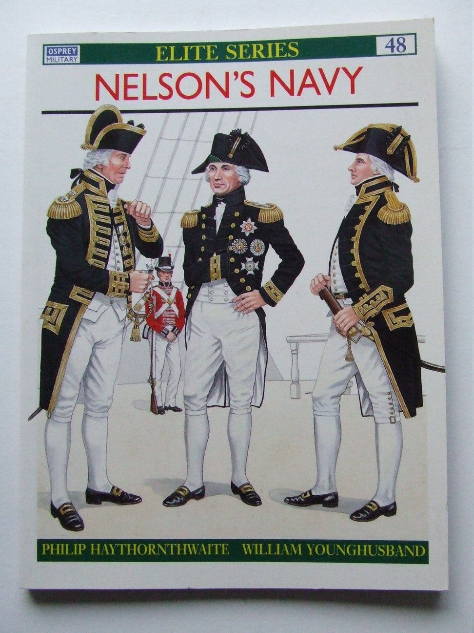 Nelson's Navy (Elite Series)
