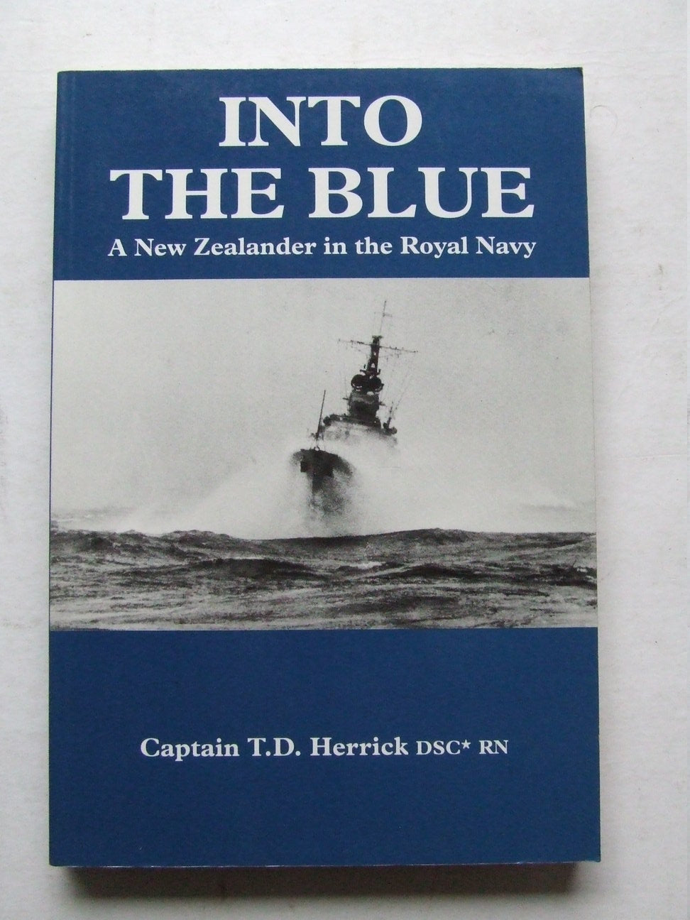 Into the Blue, a New Zealander in the Royal Navy