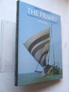 The Prahu, traditional sailing boat of Indonesia