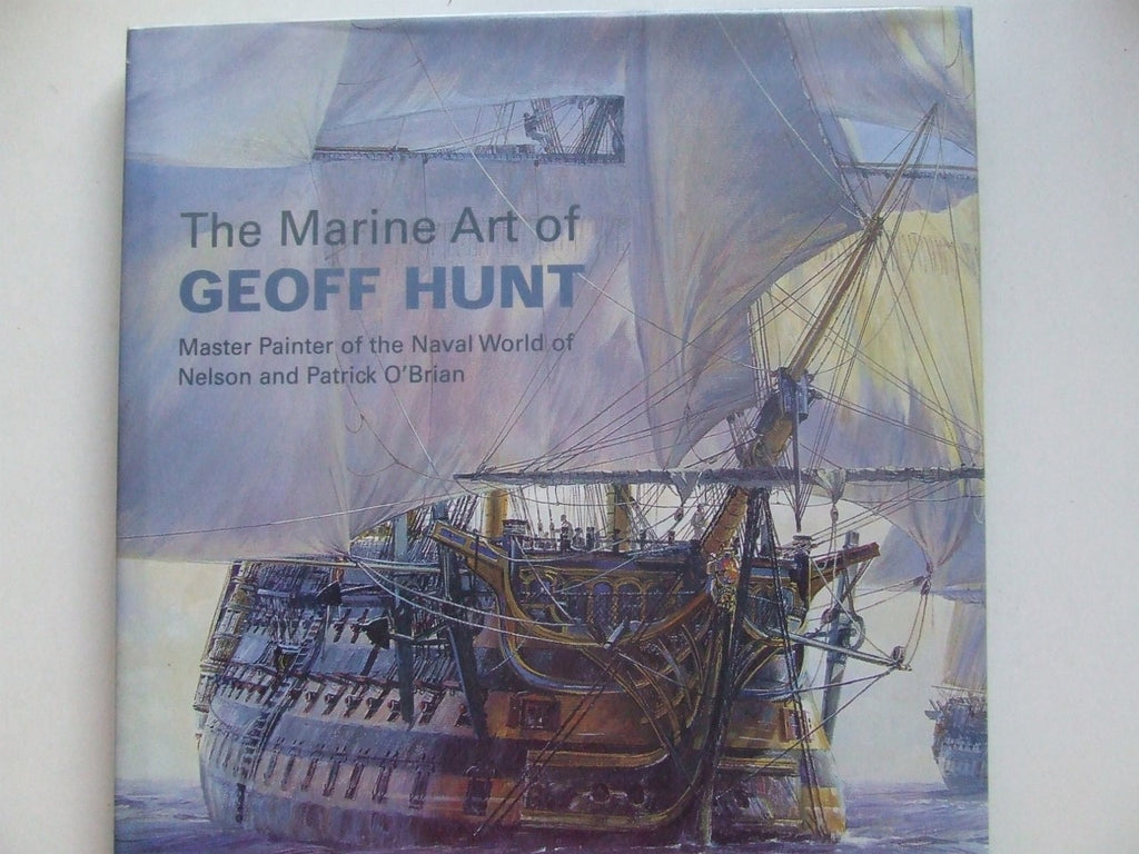marine art of geoff hunt
