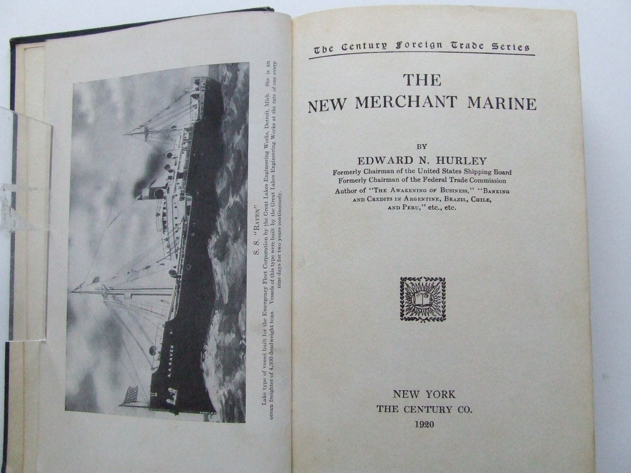 The New Merchant Marine