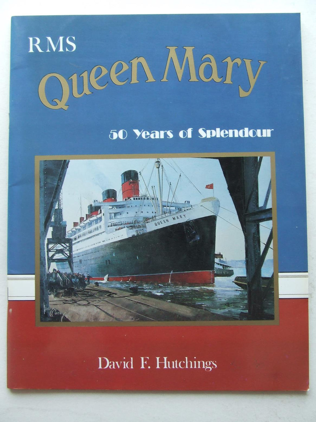 RMS Queen Mary, 50 years of splendour