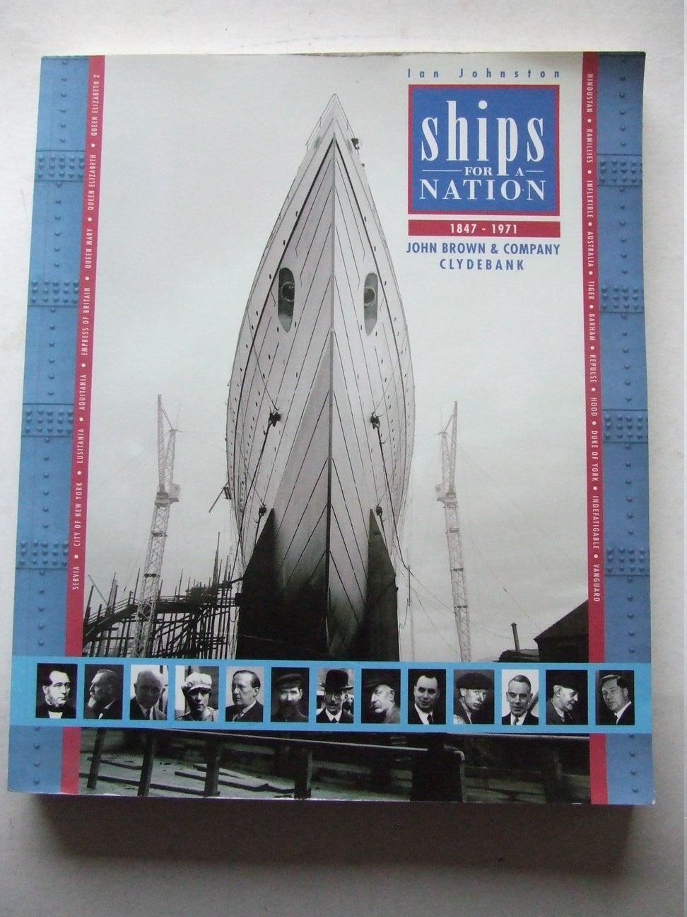 Ships for the Nation, 1847-1971