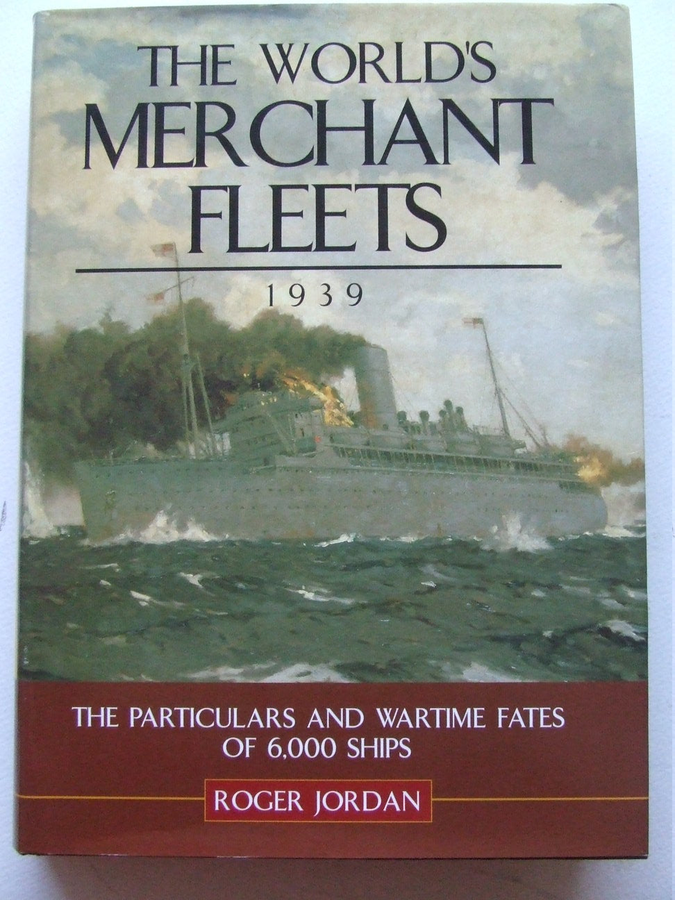 The World's Merchant Fleets 1939