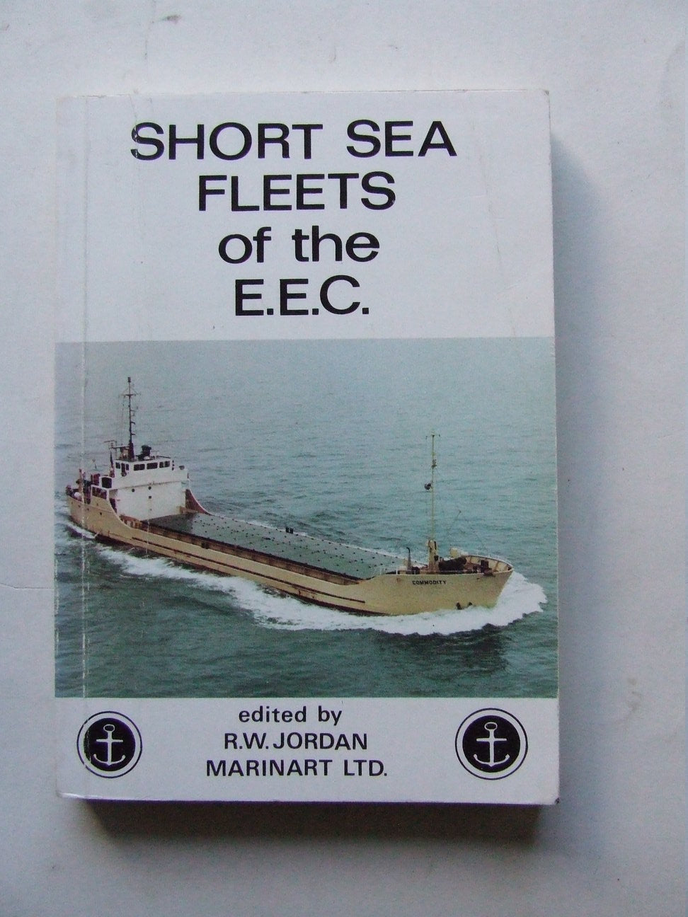 Short Sea Fleets of the E.E.C.
