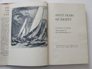 Sixty Years of Yachts