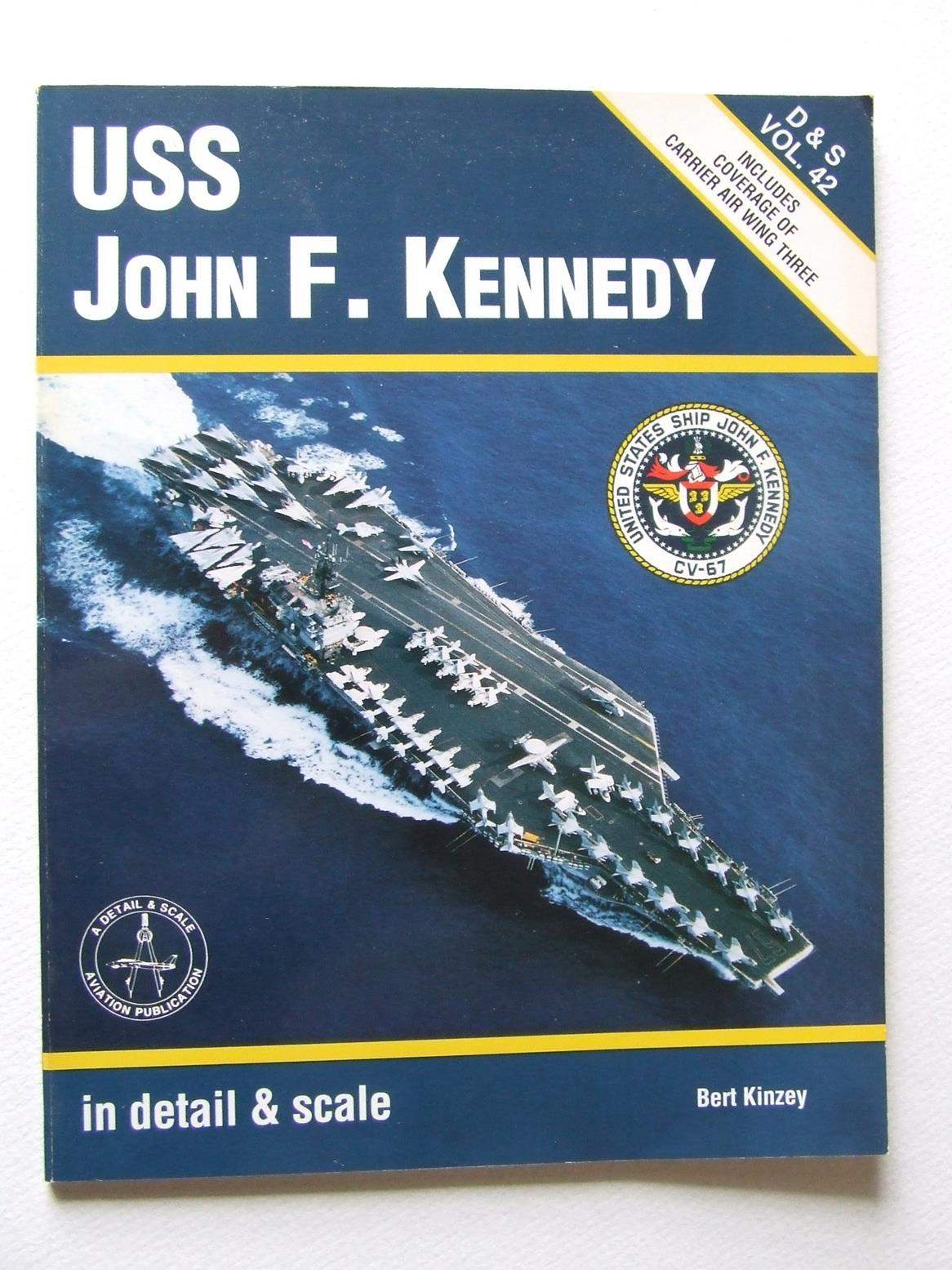 USS John F. Kennedy in detail and scale