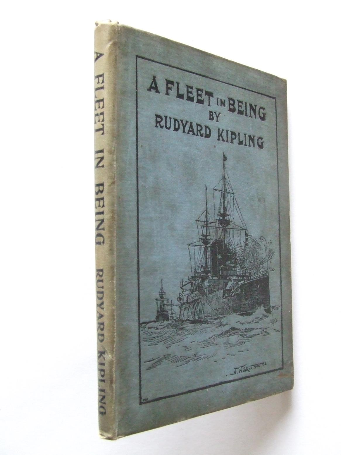 A Fleet in Being, notes of two trips with the Channel Squadron