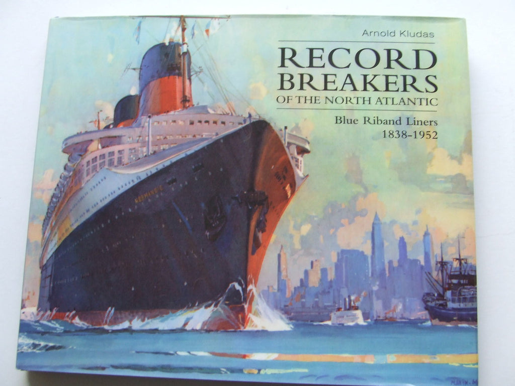 Record Breakers of the North Atlantic