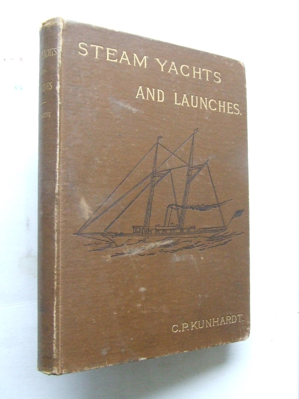 Steam Yachts and Launches; their machinery and management.