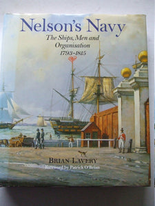 Nelson's Navy, The ships, men and organisation 1793-1815