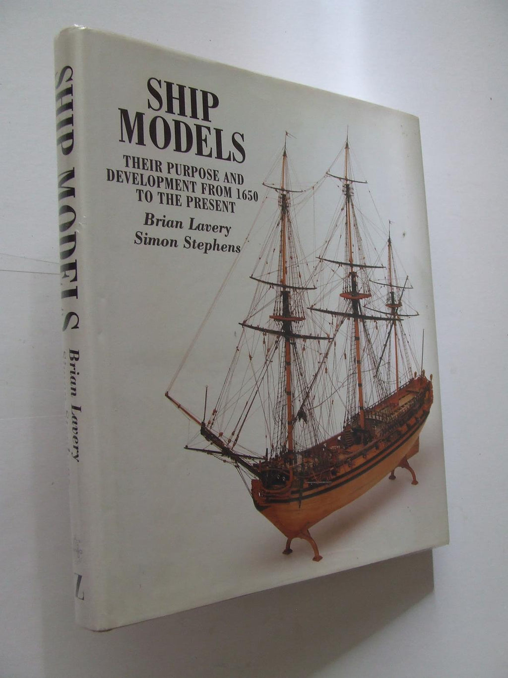 Ship Models, their purpose and development from 1650 to the present