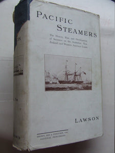 Pacific Steamers. 1st edition.