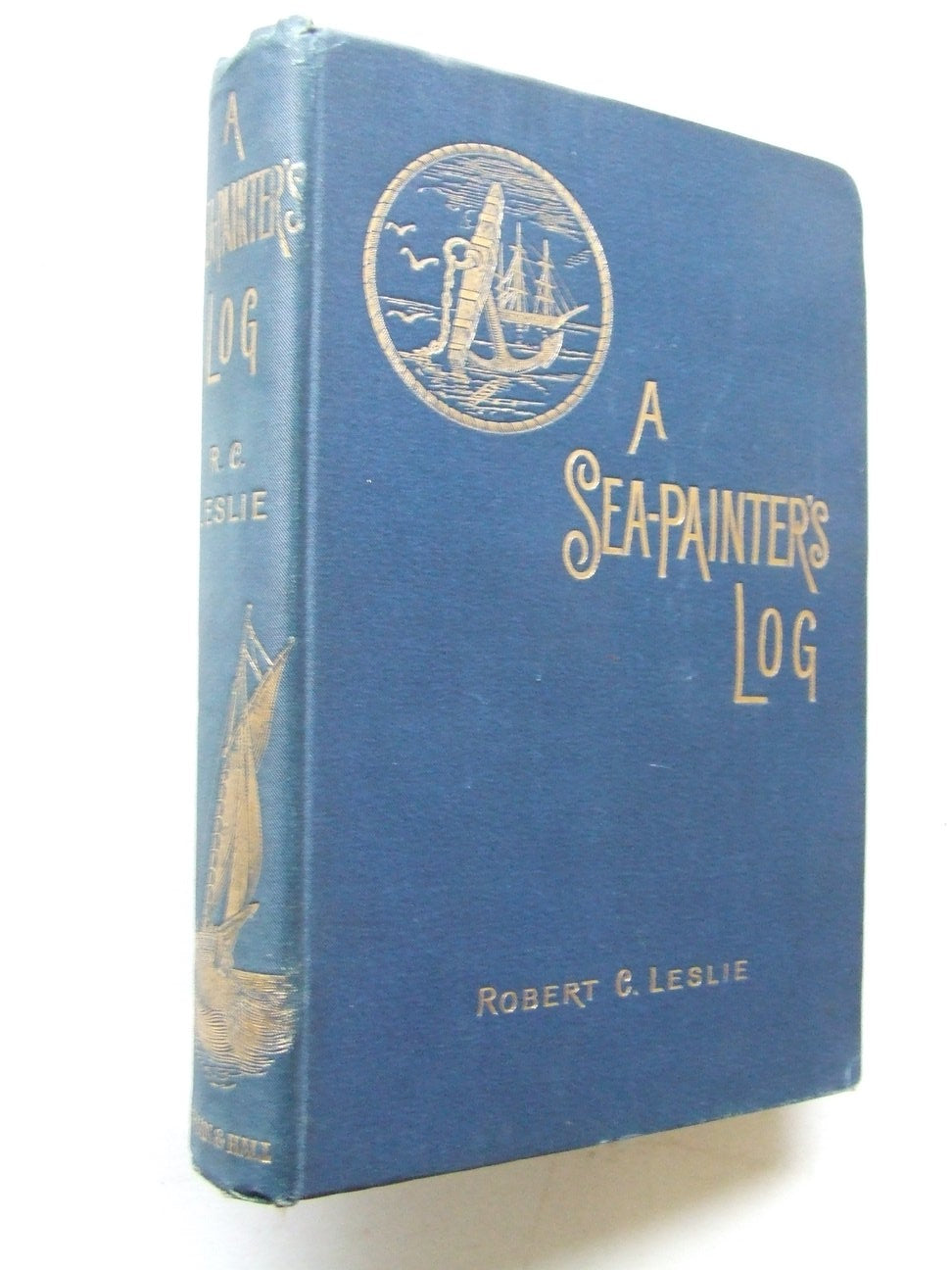 A Sea-Painter's Log