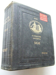 Lloyd's Register of Shipping....1945 - 1946