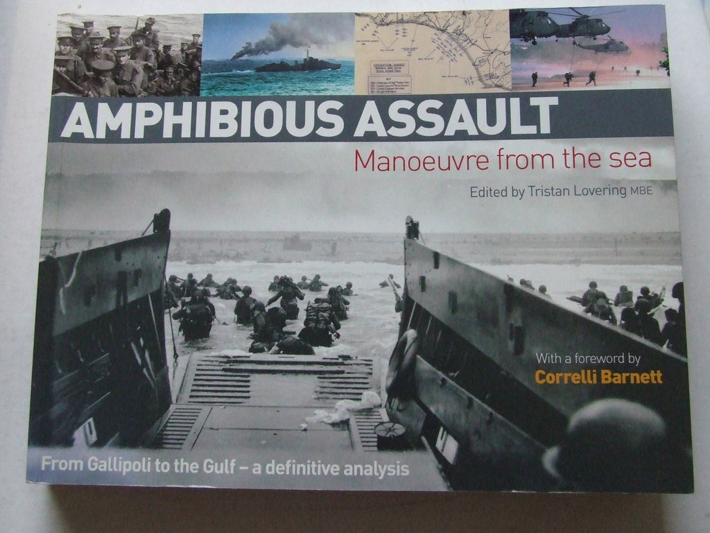 Amphibious Assault, manoeuvre from the sea