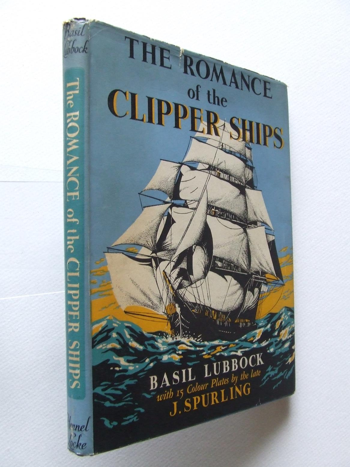 The Romance of the Clipper Ships