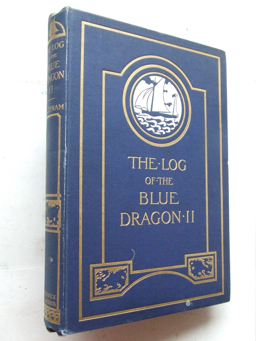 The Log of the 'Blue Dragon II' in Orkney and Shetland 1909-1910