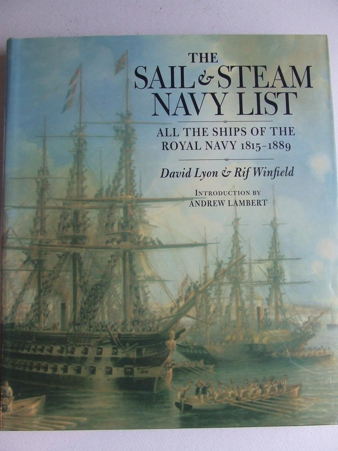 The Sail and Steam Navy List