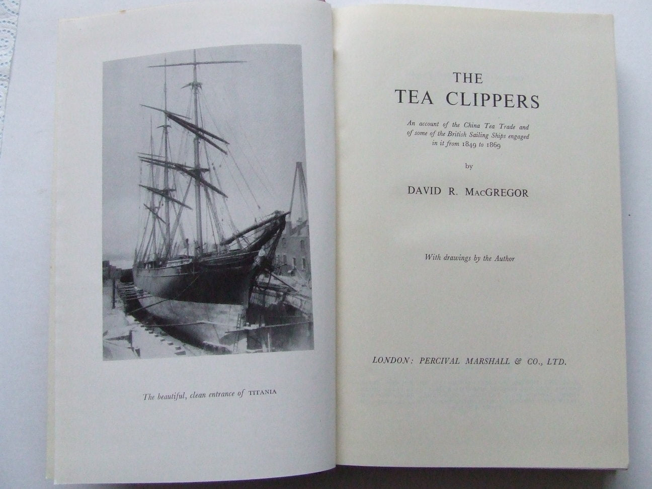 The Tea Clippers