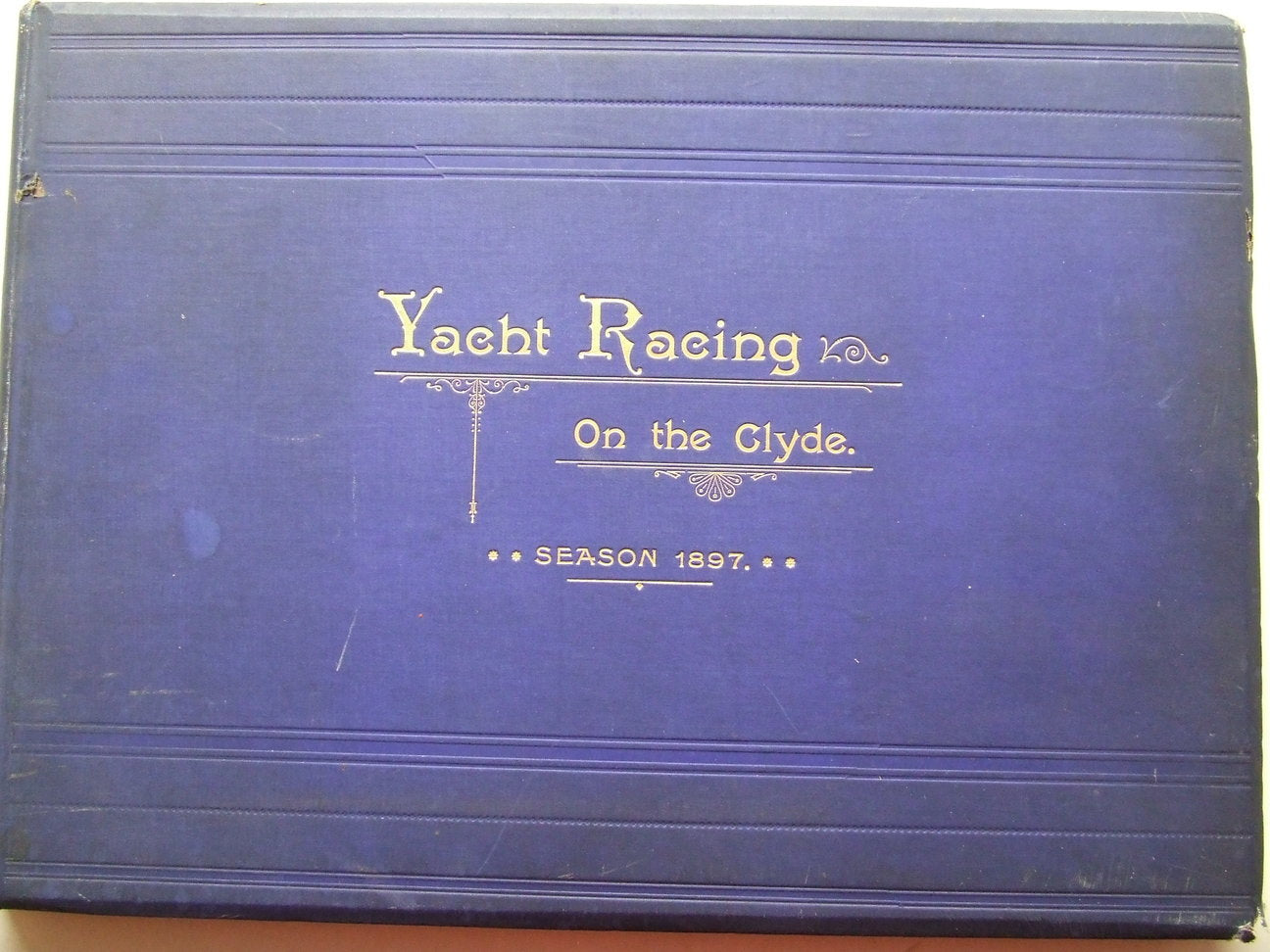 Yacht Racing on The Clyde, Season 1897