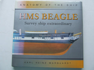 HMS Beagle, survey ship extraordinary